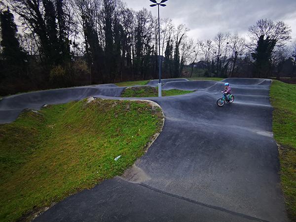 Park za kolesa