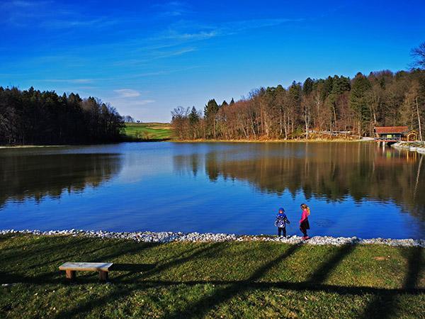 Krajinski park Žabljek – Videž