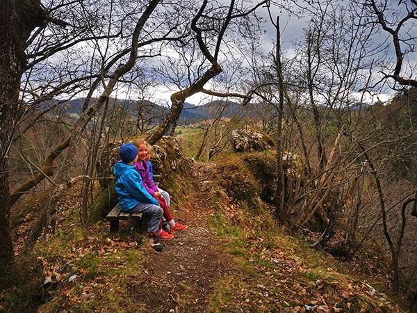 Gozdna učna pot Dobrna