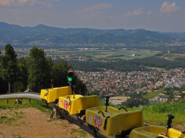 Letne sanke, Mariborsko Pohorje