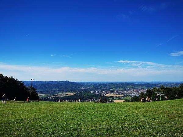 Razgled z Mariborskega Pohorja