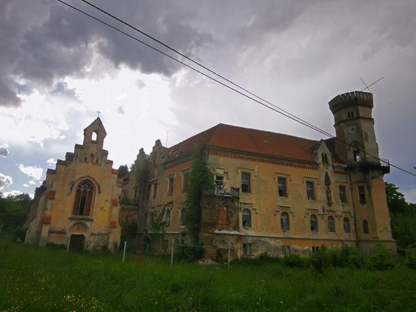 Dvorec Slivnica