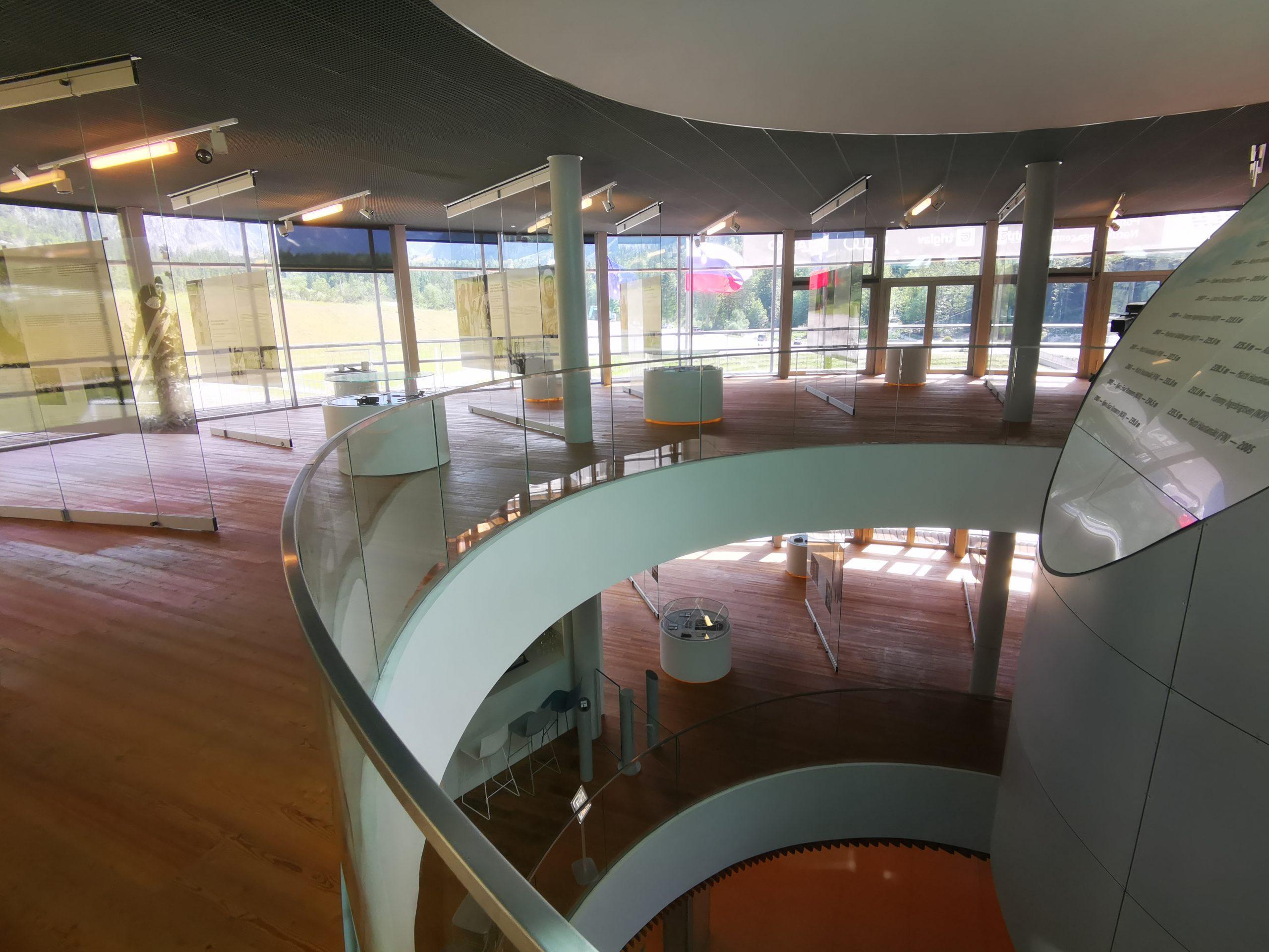 Muzej v Nordijskem centru Planica