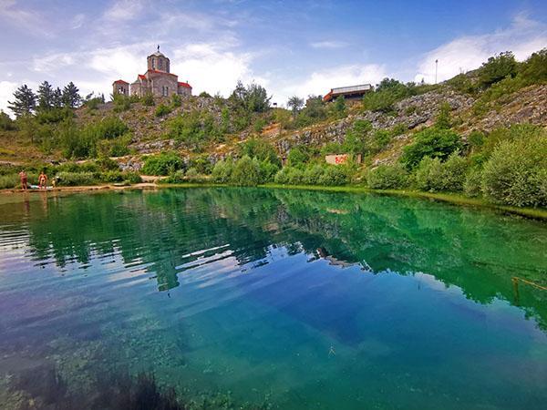Oko Dalmacije, izvir reke Cetine