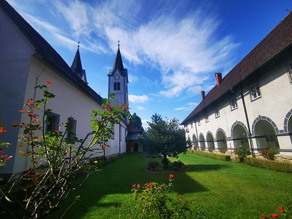 Samostan Nazarje