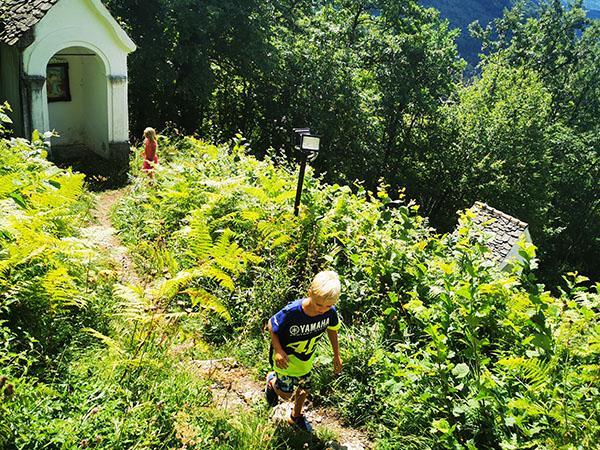 Križev pot, Planina pri Sevnici