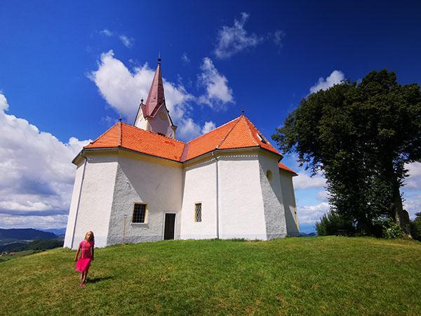 Sv. Križ, Planina pri Sevnici